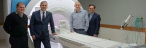 New Siemens 3T Vida MRI scanner